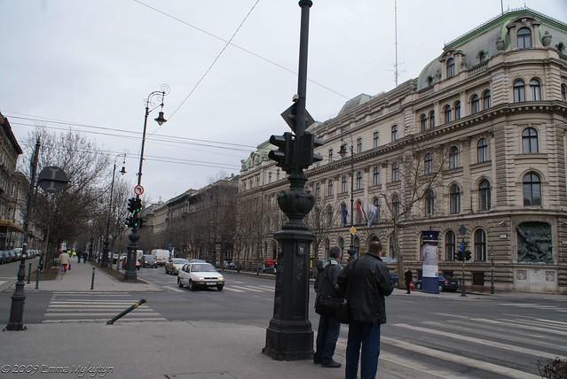 Header of Andrassy