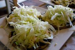 meal(0.0), coleslaw(0.0), produce(0.0), salad(1.0), cabbage(1.0), vegetable(1.0), side dish(1.0), food(1.0), dish(1.0), cuisine(1.0),