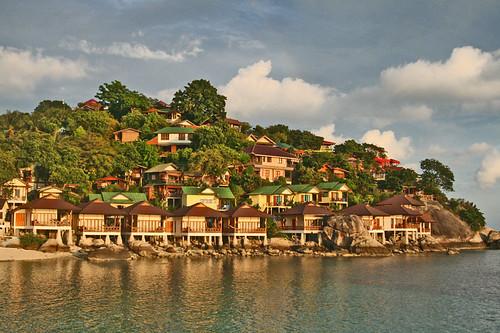 Koh Phangan island thailand