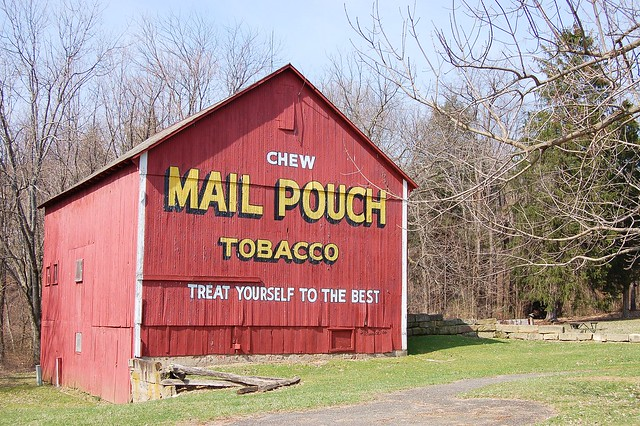 Mail Pouch Barn Flickr Photo Sharing