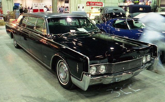 1966 lincoln continental limo flickr photo sharing. Black Bedroom Furniture Sets. Home Design Ideas