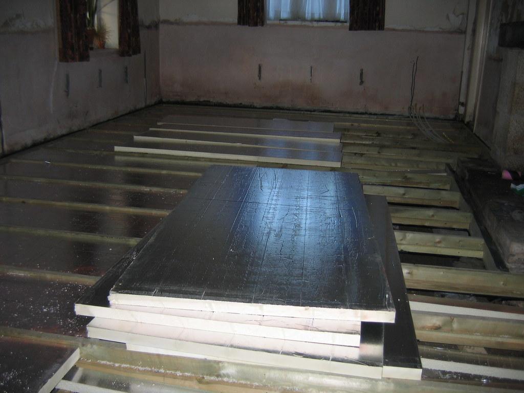 Floor Heating Insulation Heating Insulation Adhesive