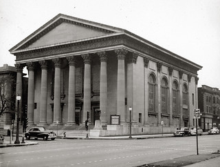 Temple Israel, 1946