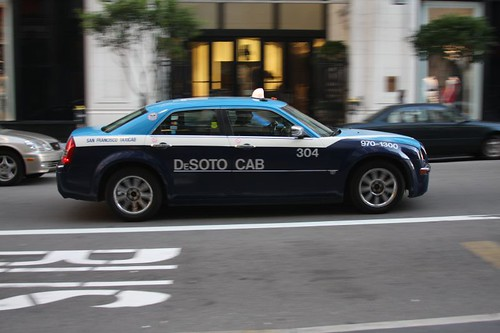 More taxis in San Francisco equals fewer cars, safer streets 1