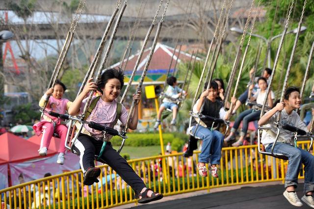 台北市立兒童樂園 2009.04.04
