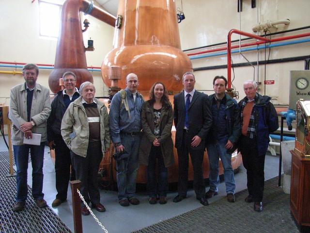 Spirit of Speyside Distillation Lecture