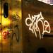 Graffiti going postal by orazal