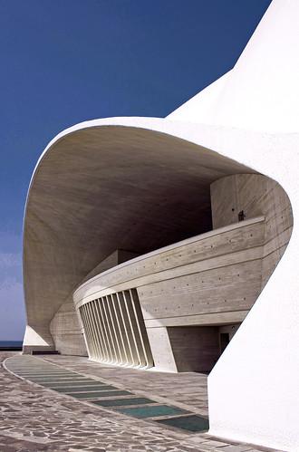 Auditorio de Tenerife, Canary Island, Spain, by jmhdezhdez