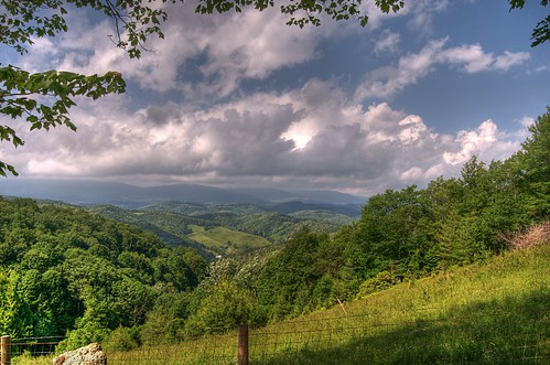county virginia north ridge carolina hdr ashe whitetop whenlin
