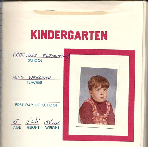 Mike's wonder years.