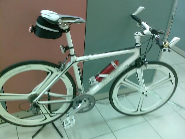 Vic's bike