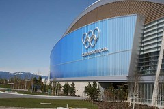 2010 Olympic Oval Richmond B.C.