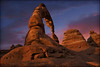 delicate arch - arches national park utah by Dan Anderson (dead camera, RIP)