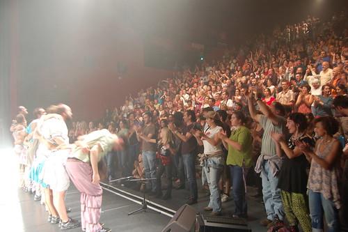 Barbatuques live au Théâtre Lino Ventura (TLV) - Nice - 14 Mai 2011 - finale