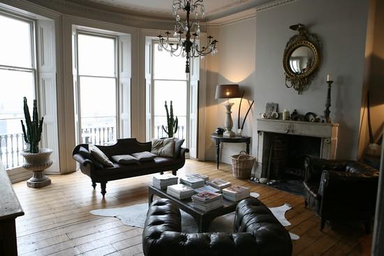 Alex macarthur baroque modern living room flickr for Modern baroque living room
