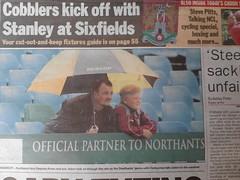 Northants Steelbacks v Derbyshire Falcons, T20 Cricket.