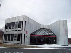 Midletown State Hospital Admin Building