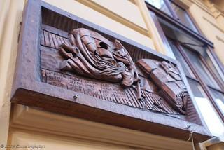 1956 revolution plaque