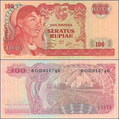 100 Rupiah 5