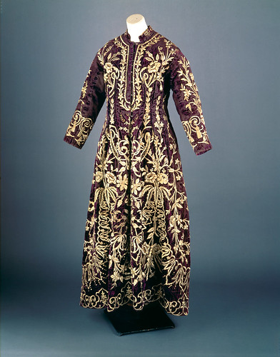 Textile [86.42]: Wedding Dress (Rhodes, 19th Century)