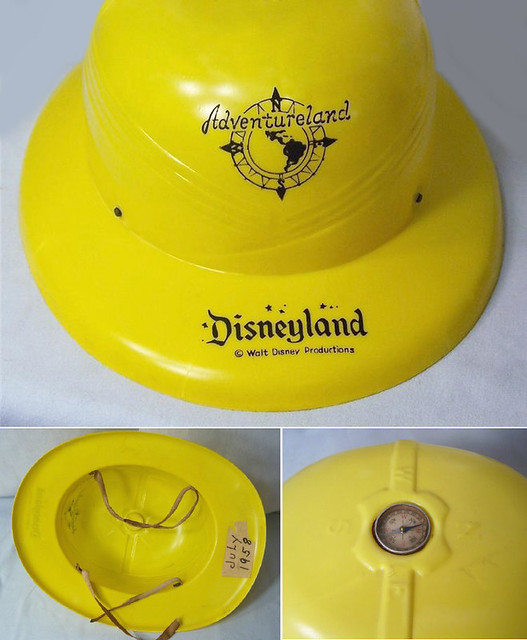 58 Adventureland Compass Hat