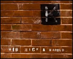 Big Mick & Harold