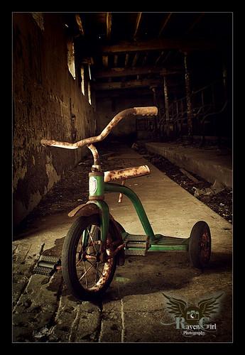 Creepy Silence   by Julia Busato Photography
