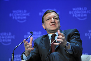 José Manuel Barroso - World Economic Forum Annual Meeting Davos 2009