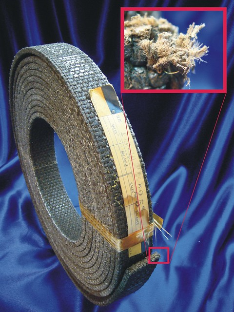 Woven Brake Lining Material : Raybestos manhattan woven brake lining flickr photo