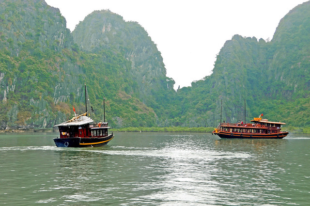 DGJ_1960 - Ha Long Bay (UNESCO World Heritage Site)