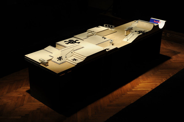Fingerboard Worldchampionship Park 2009 | more infos at ...