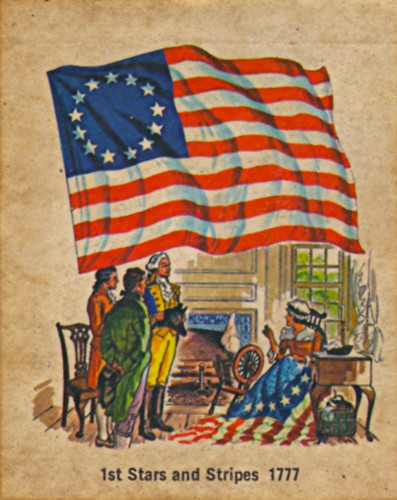 1777 American Flag