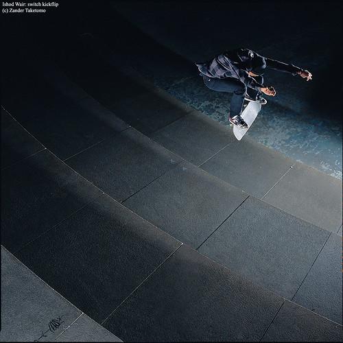 Ishod Wair: switch kickflip
