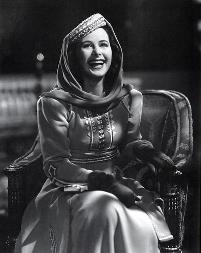 Hedy Lamarr Laughs, 1939