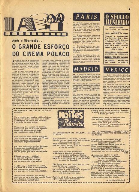 Século Ilustrado, No. 528, Fevereiro 14 1948 - 6