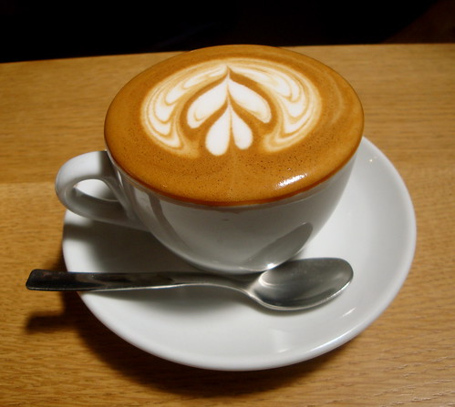 3876812608 ecf98dd424 Latte Art: 41 Very Delicious Designs