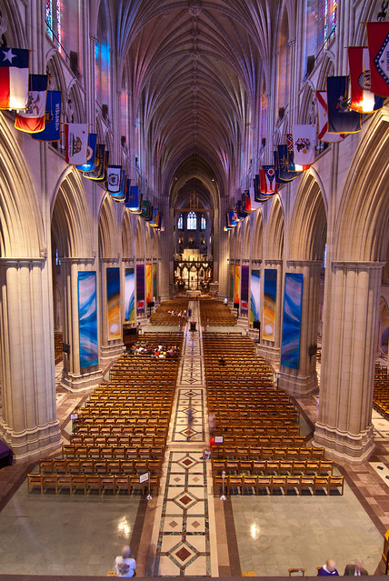 National Cathedral In Washington Dc Pictorial Tour