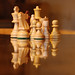 Small photo of Chess game