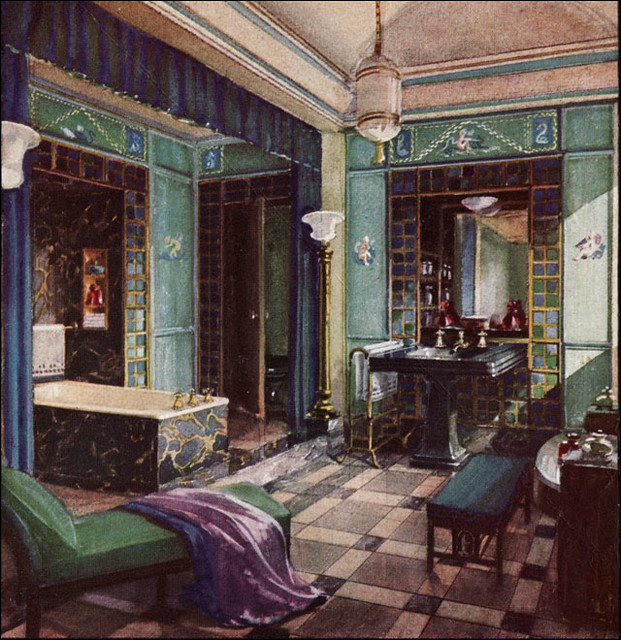1920s interior part3 a gallery on flickr for 1920s apartment design