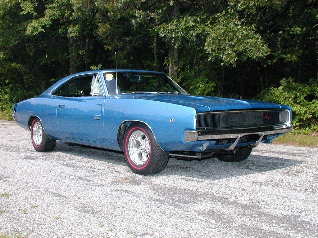1968 Hemi Charger R/T