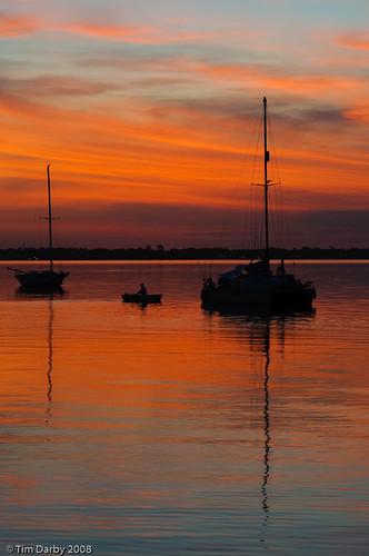 sunset dock florida stjohns jacksonville mandarin stjohnsriver jacksonvilleflorida countydock