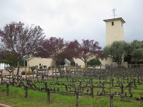 Robert Mondavi winery in Napa Valley