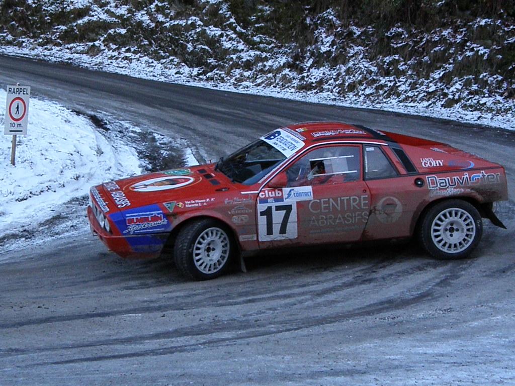 017 - Lancia Beta Montecarlo - Vanderwouwer