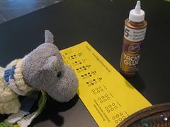 Braille Hippo
