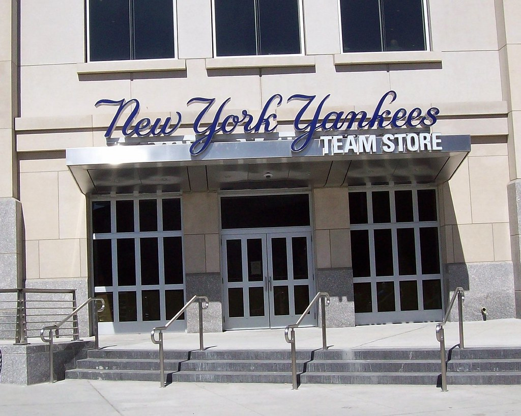 Bronx  New Yankee Stadium - Team Store - a photo on Flickriver 13dcd794f34