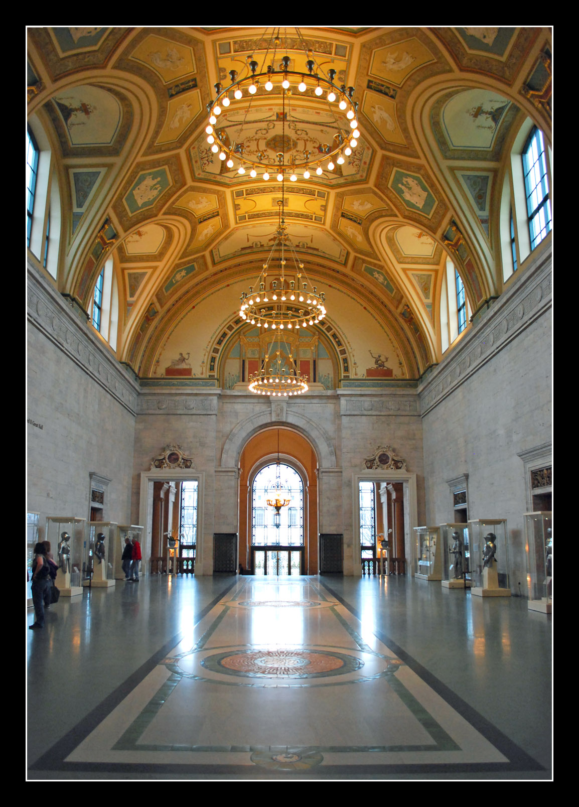 Detroit Institute of Arts - Great Hall by sjb4photos, via ...