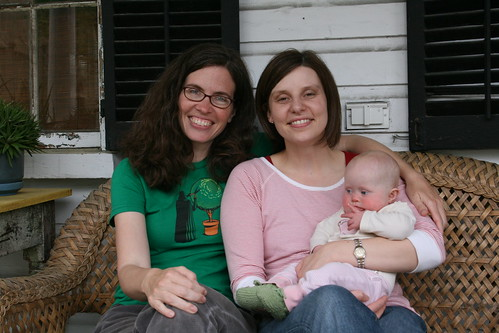 Catherine, Alison, and Maybelle