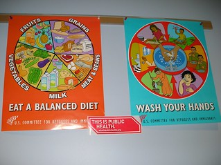 Health Promotion Posters