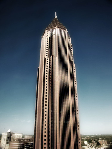 Bank of America building - Atlanta