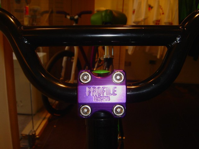 Profile racing Acoustic Stem | Tiger fixie | Flickr